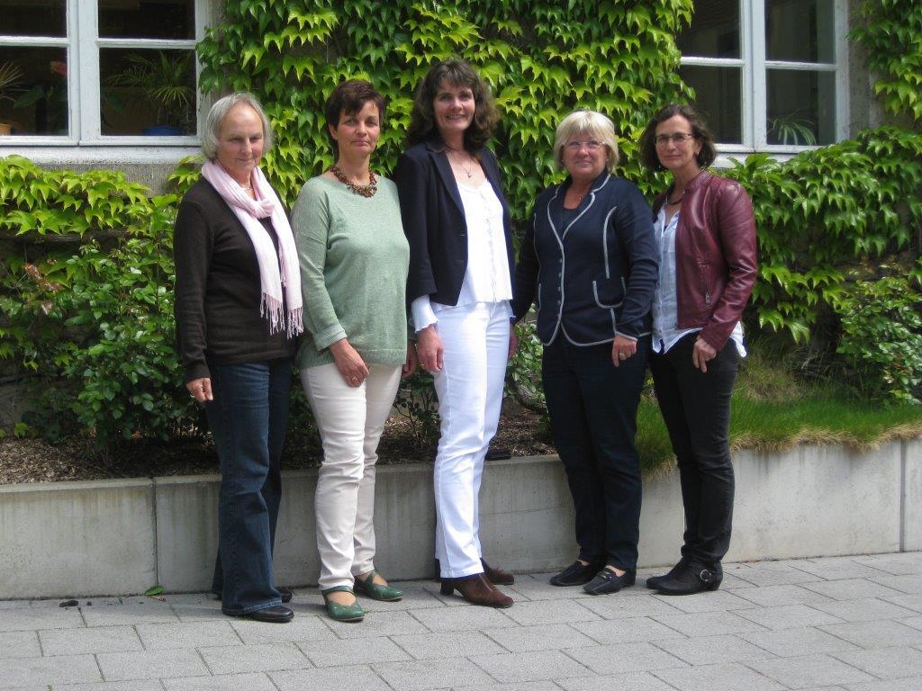 Vorstandsteam NRW
